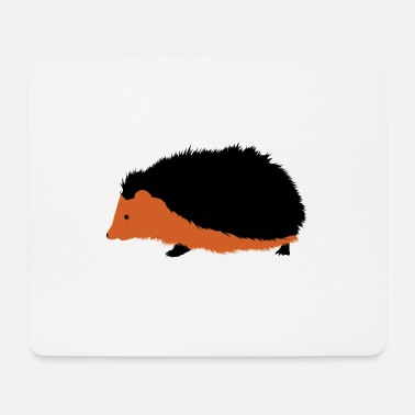 Fitness Underwear hedgehog - Mouse Pad