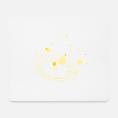 Planets planets - Mouse Pad