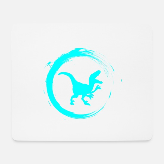 Dinosaurs Mouse Pads - dinosaur - Mouse Pad white