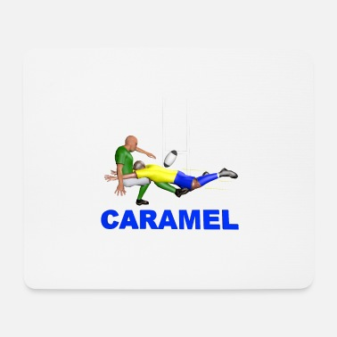 Lyon Rugby Toulousain RUGBY CARAMEL - Mouse Pad