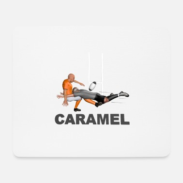 Lyon Rugby Toulousain Caramel Rugby - Mouse Pad