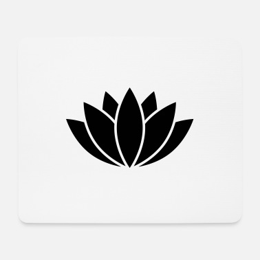 lotus flower - Mouse Pad