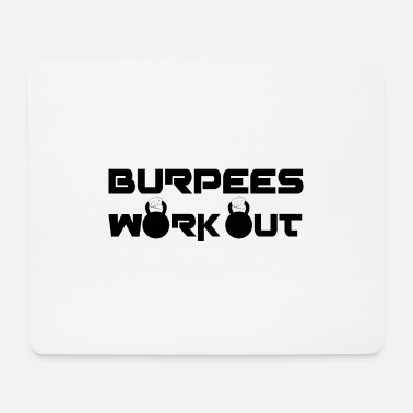 Cross Fit Cross fit Burpees - Urheilulahja - Hiirimatto