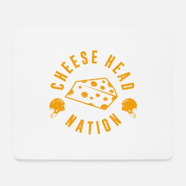 Cheesehead Cheesehead Nation Classic - Mouse Pad