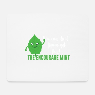 Performance You Can Do It The Encourage Mint - Mouse Pad