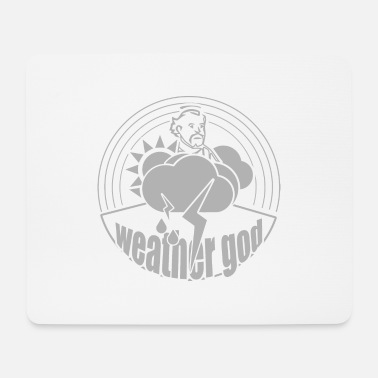 Severe Weather Weather god - Mouse Pad