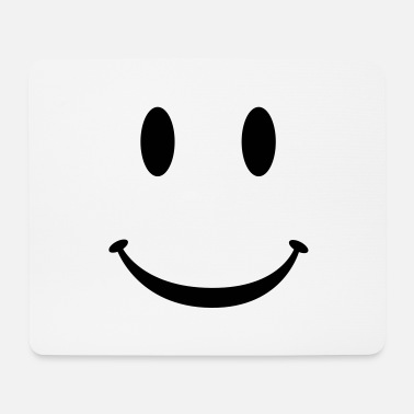 Smiley smiley - Mouse Pad