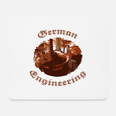Brewery Brewery Engineering - Mouse Pad