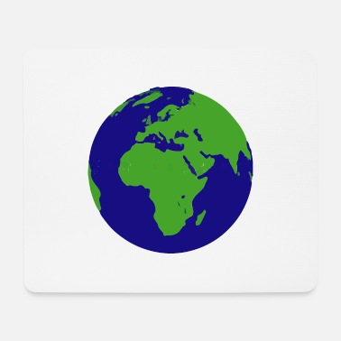Save The Planet Earth - Mouse Pad