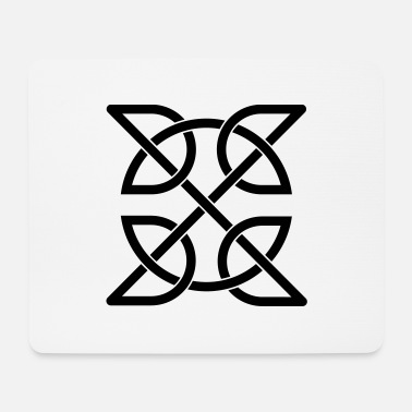 Celtic Knot celtic knot - Mouse Pad