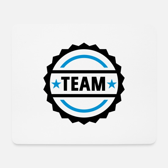 American Football Mouse Pads - team - Mouse Pad white