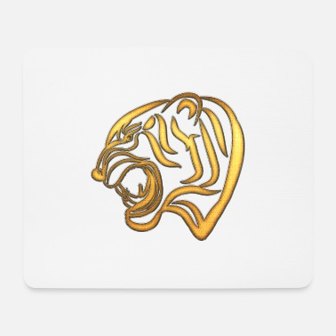 Safari Tiger - Mousepad