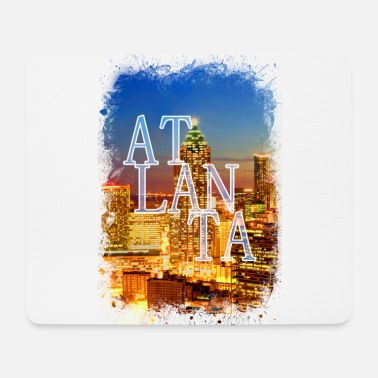 Civil Rights Atlanta Georgia Civil Rights Martin Luther King Jr - Mouse Pad