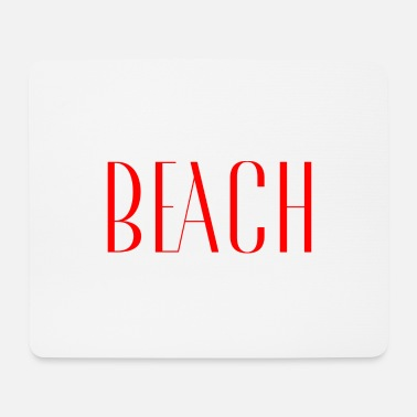 Easy Beach - Mouse Pad