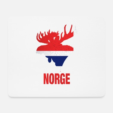Norge Norge - Norge - Norge - Elg - Musematte