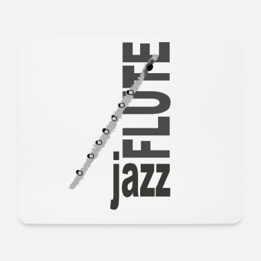 Jazz Flute - Mouse Pad
