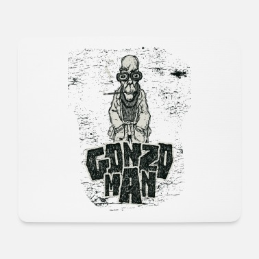 Gonzo Man - Mouse Pad