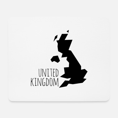 Uk uk - Mousepad
