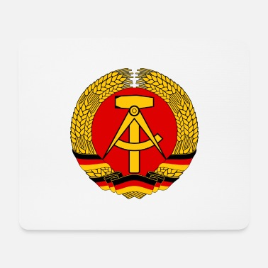 East East Germany DDR - Mouse Pad