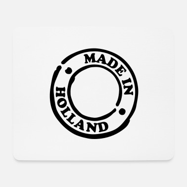 made_in_holland__f1 - Mouse Pad