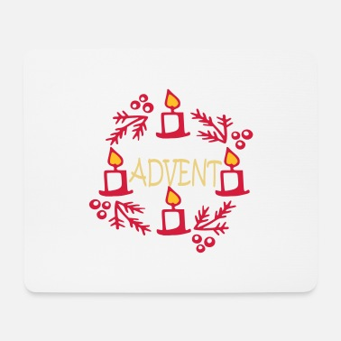 Advent Advent - Mouse Pad