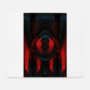 Purgatory Hell eternal fire purgatory - Mouse Pad