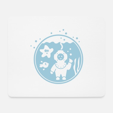 Deep Sea Deep sea - Mouse Pad
