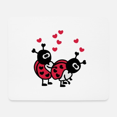 Tlc Ladybugs in Love - Tappetino mouse