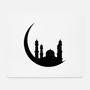 Islam Mosque Half Moon Orient - Mouse Pad