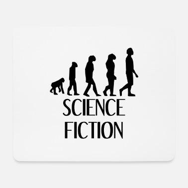 Science Fiction Evolution SCIENCE FICTION - Mouse Pad