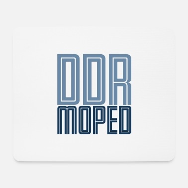 Gdr GDR moped - Mouse Pad