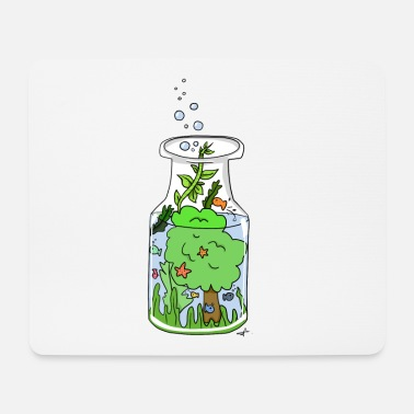 Nature Collection Nature Bottle - Mouse Pad