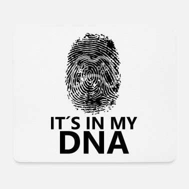 Dna Its in my dna - Mousepad