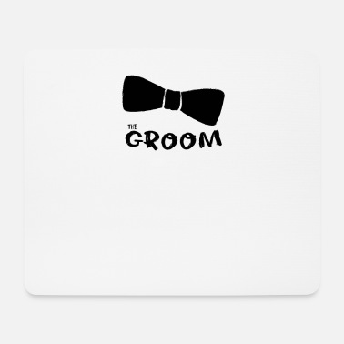 Groom the groom groom - Mouse Pad