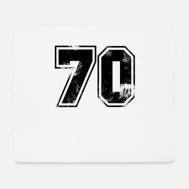 70s 70 - Mouse Pad