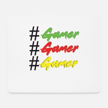 Game Gaming gaming gaming - Mouse Pad