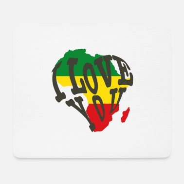 Continent Africa, continent - Mouse Pad