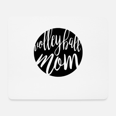 Middelbare School Volleybal Mom Sports Gift - Muismat