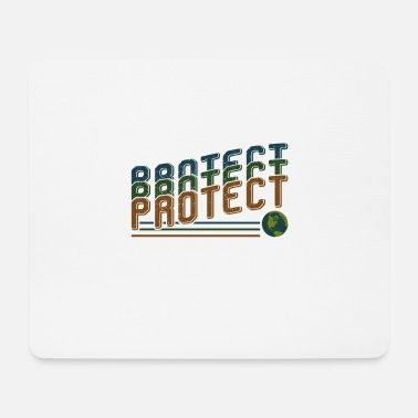 Protection Protect - Mouse Pad