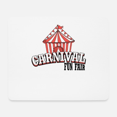 Fun Fair Carnival - fun fair - Mouse Pad