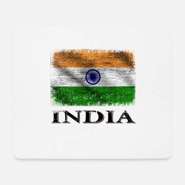 Indie India Flag, India - Musematte