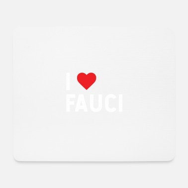 Party I love Fauci - Mouse Pad