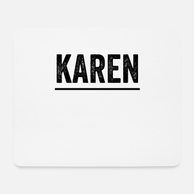 Birthday Karen - Mouse Pad