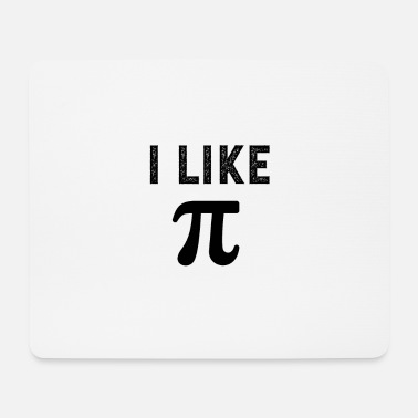 Geek I like pi - Mouse Pad