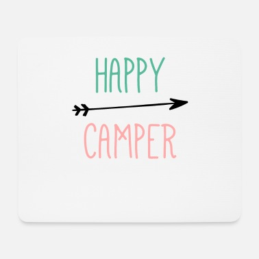 Mother Of The Year Happy Camper Funny Holiday - Mouse Pad
