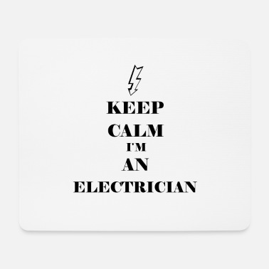 Electrician Electrician Electrician Electrician Gift - Mouse Pad