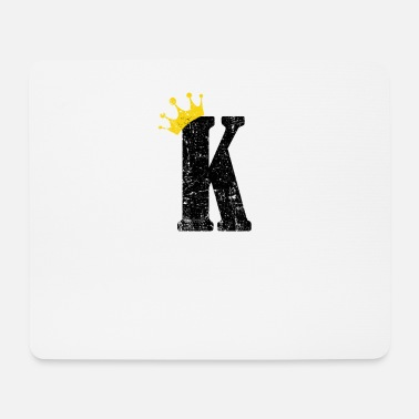Cards Poker King Cards Jouer Kicker Card - Tapis de souris (format paysage)