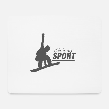 Sports Dit is mijn sport - Muismatje (landscape)