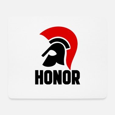 Honor honor - Mouse Pad