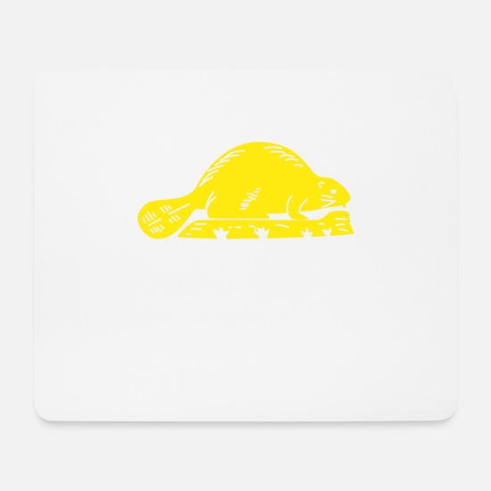 Proud Mouse Pads - Washington Frog Pacific Northwest Native American - Mouse Pad white